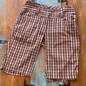 LIJA Women's Golf Shorts. Size 2. EUC.